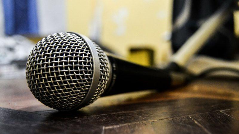 Foto Mikrofon Jordy:Pixabay